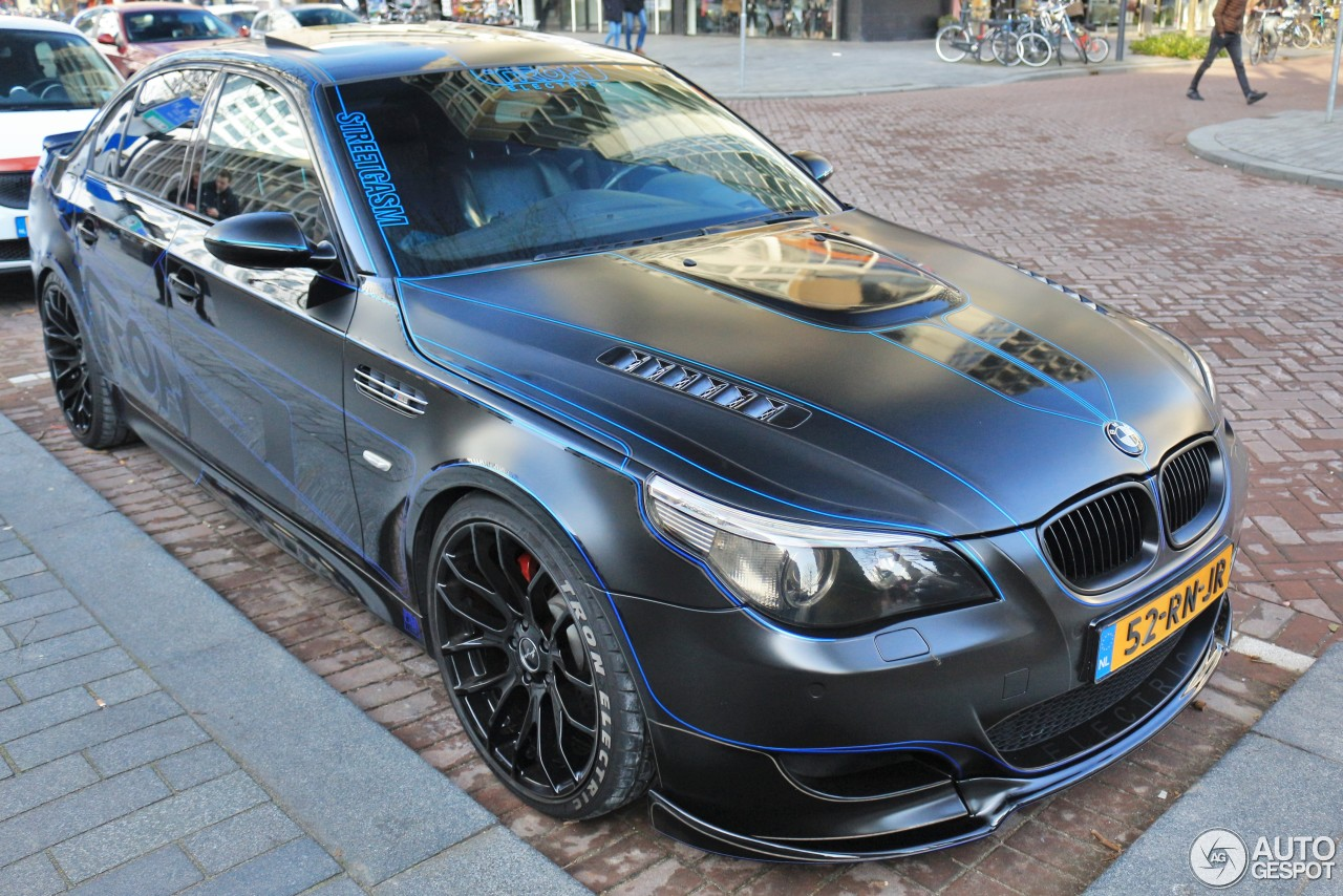 Bmw M5 E60 2005 28 February 2016 Autogespot