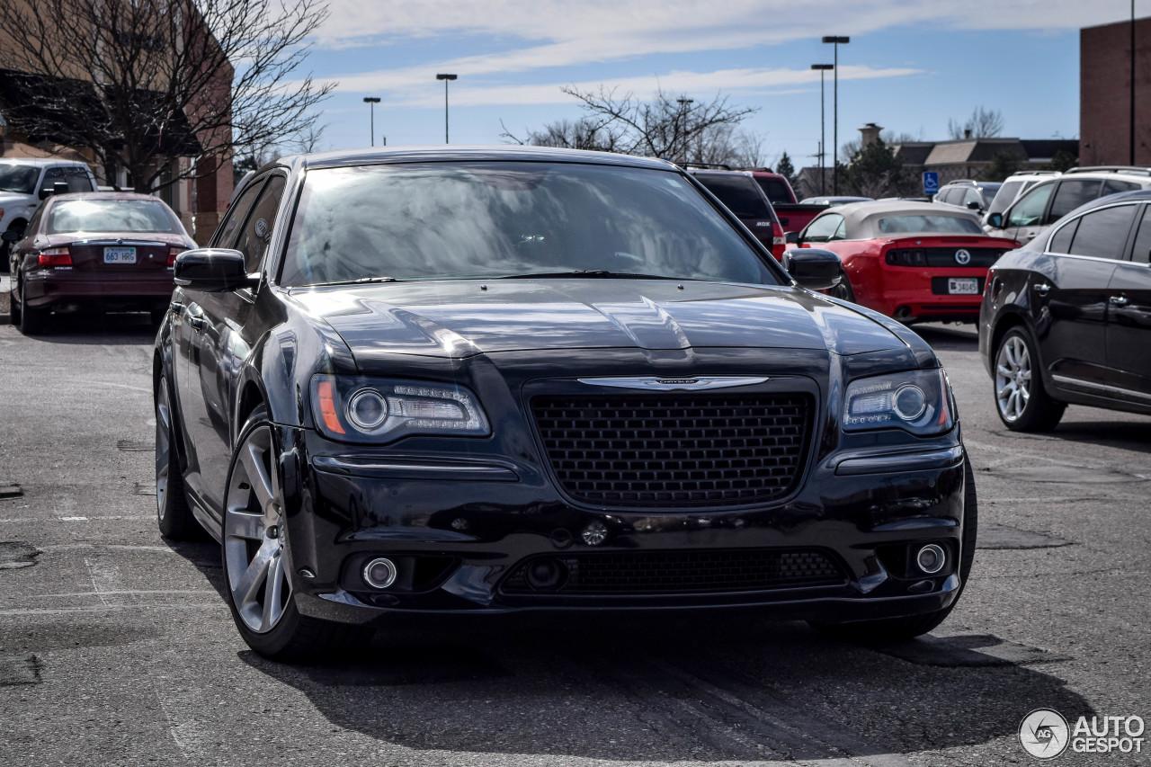 Chrysler 300 Hellcat >> Chrysler 300C SRT8 2013 - 28 February 2016 - Autogespot