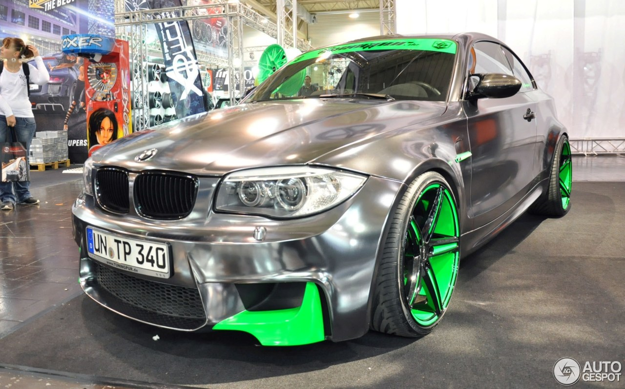 Bmw Tuning Pur 1 Series M Coup 233 29 Februar 2016 Autogespot
