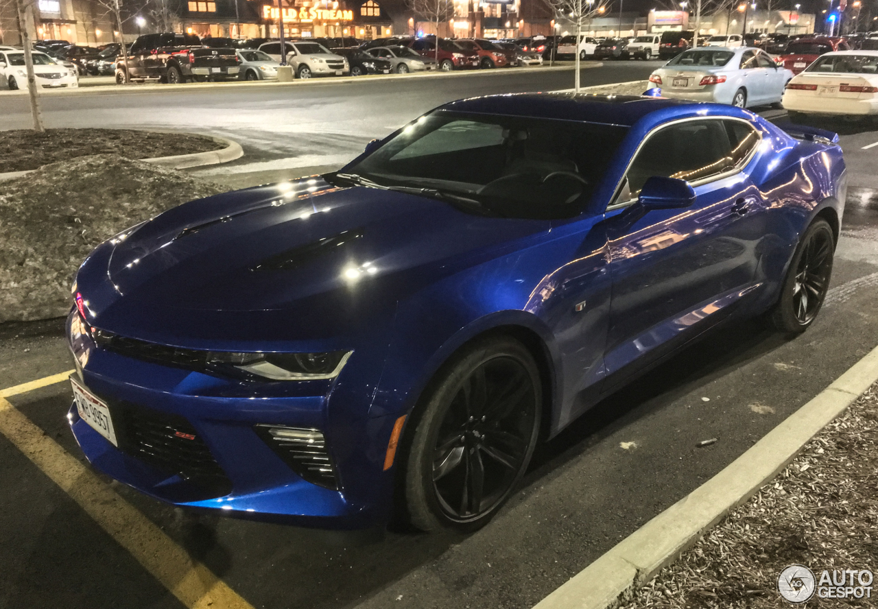 Chevrolet Camaro Ss 2016 2 March 2016 Autogespot