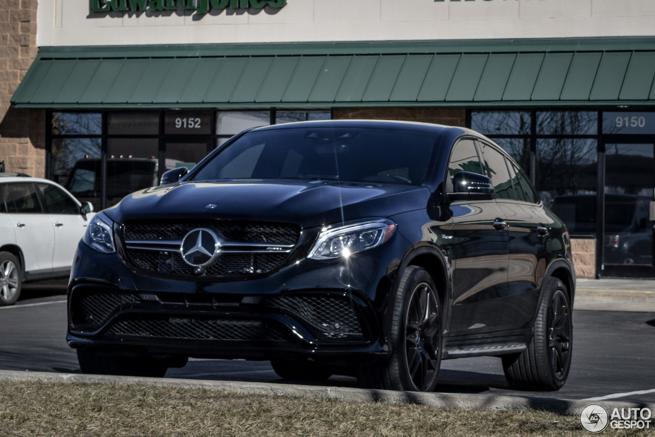Mercedes Amg Gle 63 S Coup 233 2 March 2016 Autogespot
