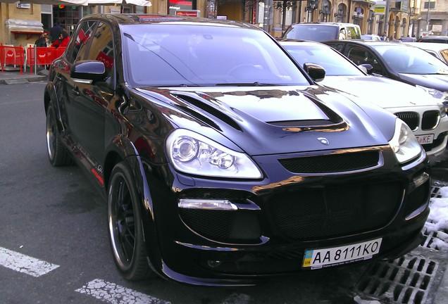 Gemballa 957 GT650 Biturbo