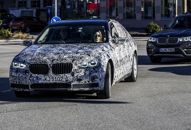 BMW 7 Series G12 Active Hybrid