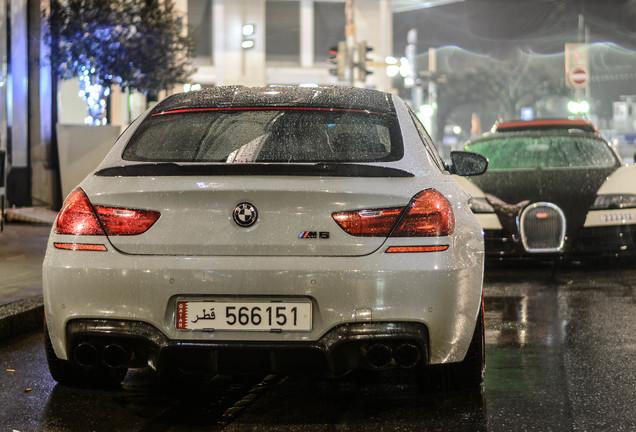 BMW Manhart Performance MH6 Gran Coupé Biturbo