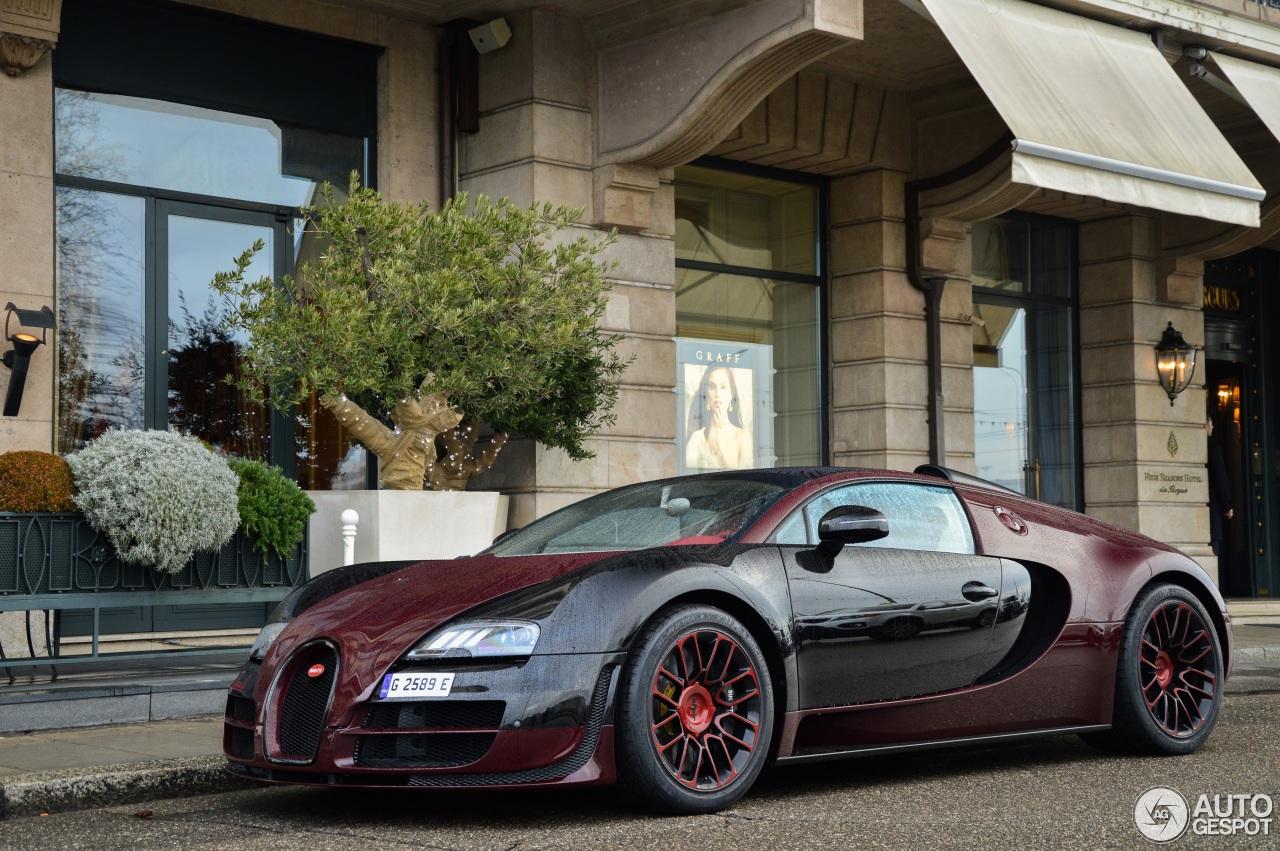bugatti veyron 16 4 grand sport vitesse la finale 8 march 2016 autogespot. Black Bedroom Furniture Sets. Home Design Ideas