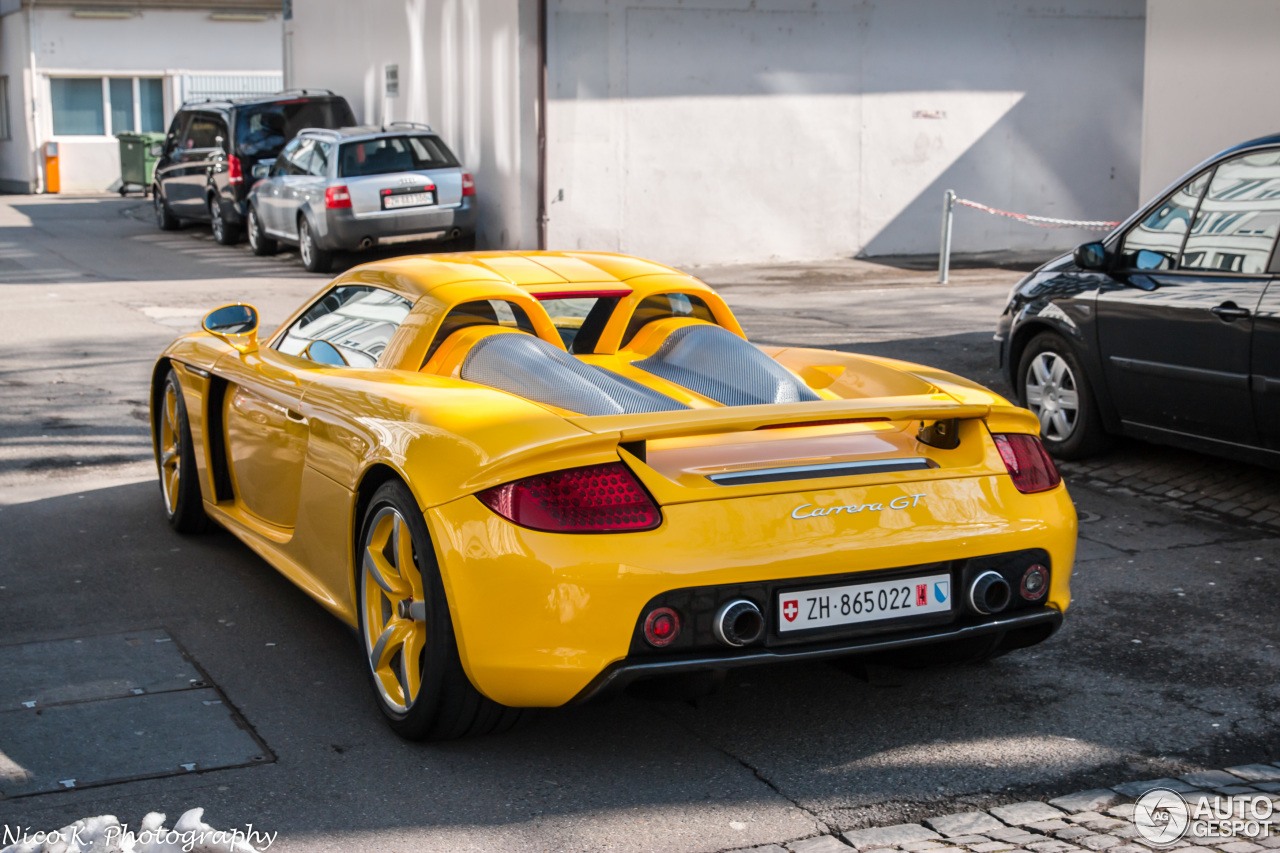 Porsche Carrera Gt 9 March 2016 Autogespot