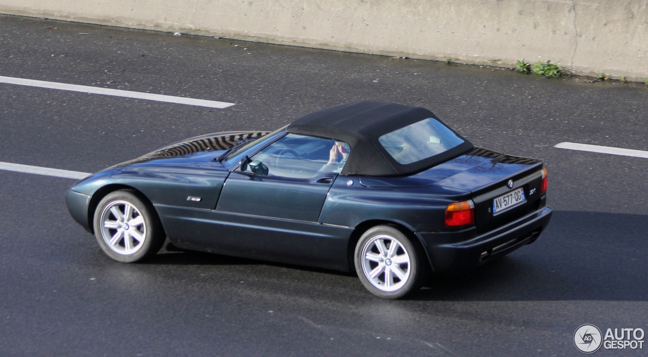 Bmw Z1 11 Mars 2016 Autogespot