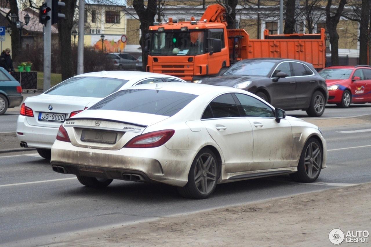 Mercedes-Benz CLS 63 AMG S C218 2015 - 11 March 2016 - Autogespot