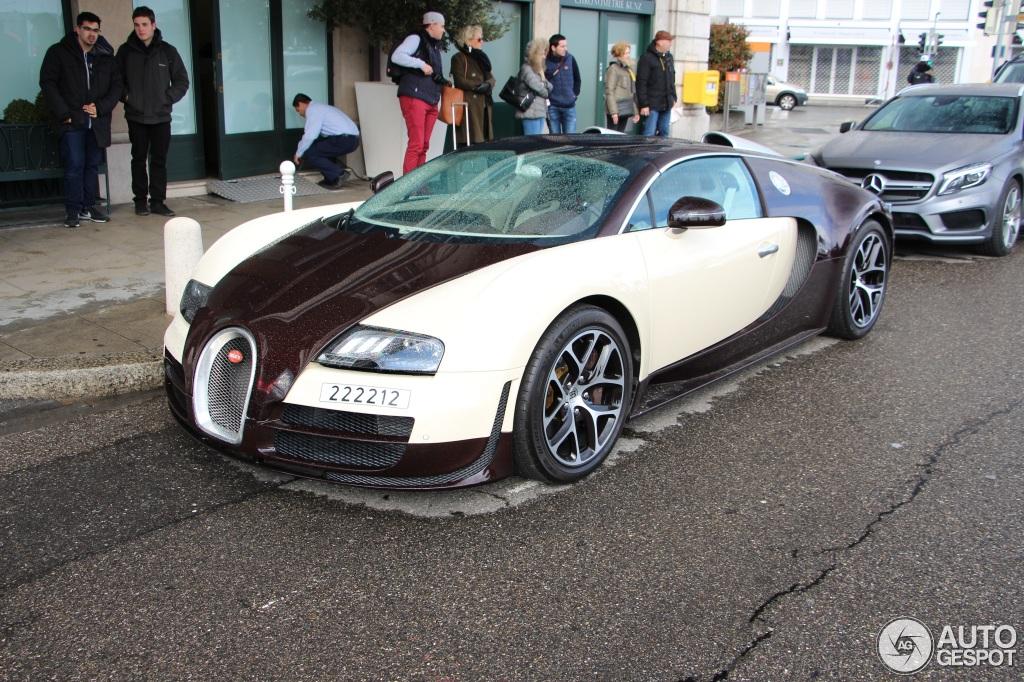 bugatti veyron 16 4 grand sport vitesse 12 march 2016. Black Bedroom Furniture Sets. Home Design Ideas