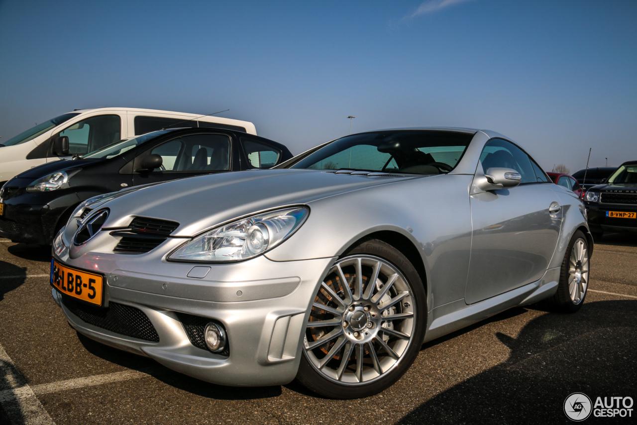 Mercedes benz slk 55 amg r171 12 mrz 2016 autogespot for 2016 amg slk55 mercedes benz