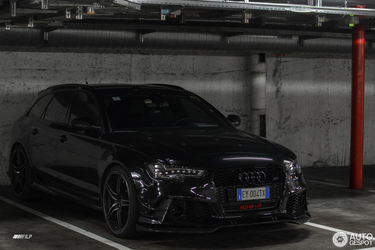 Audi ABT RS6-R Avant C7 - 13 mars 2016 - Autogespot