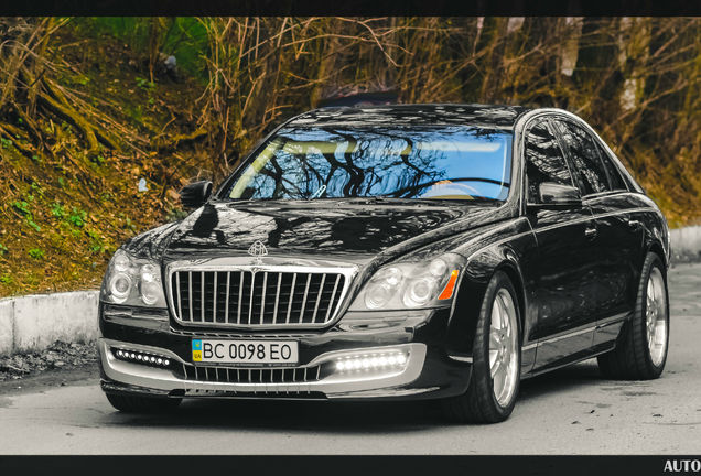 Maybach 57 Xenatec