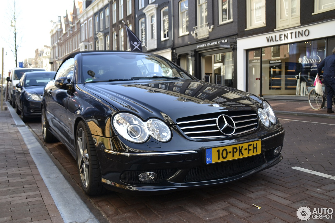 mercedes benz clk 55 amg cabriolet 14 march 2016 autogespot. Black Bedroom Furniture Sets. Home Design Ideas