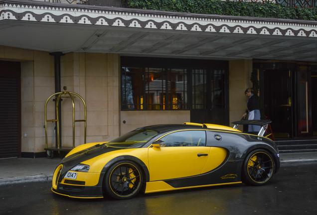 Bugatti Veyron 16.4 Oakley Design