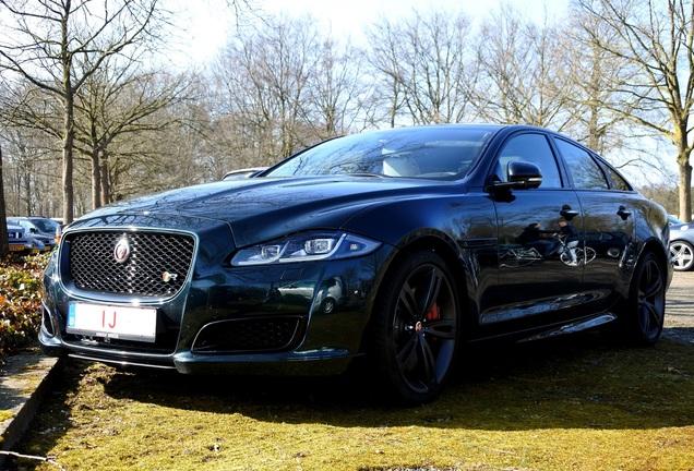 Jaguar XJR 2016