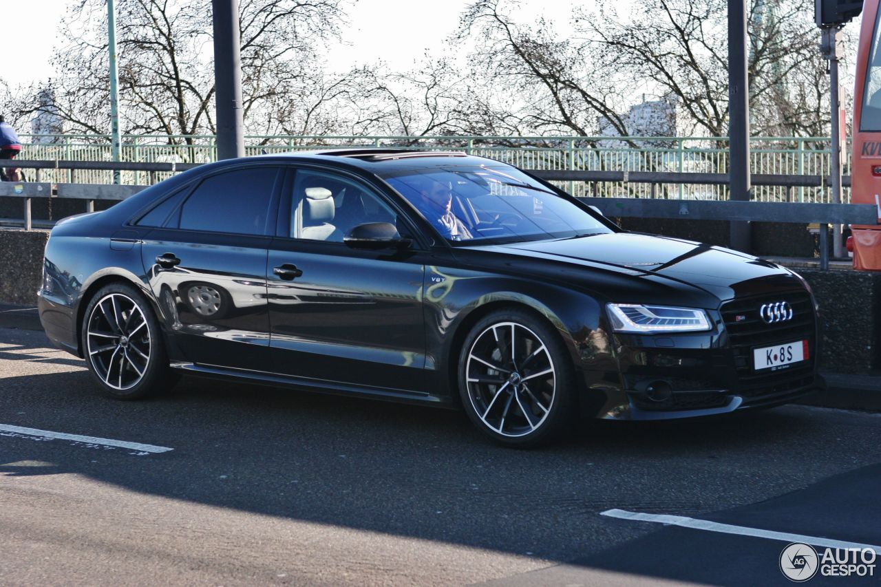 Audi S8 D4 Plus 2016 20 Mrz 2016 Autogespot