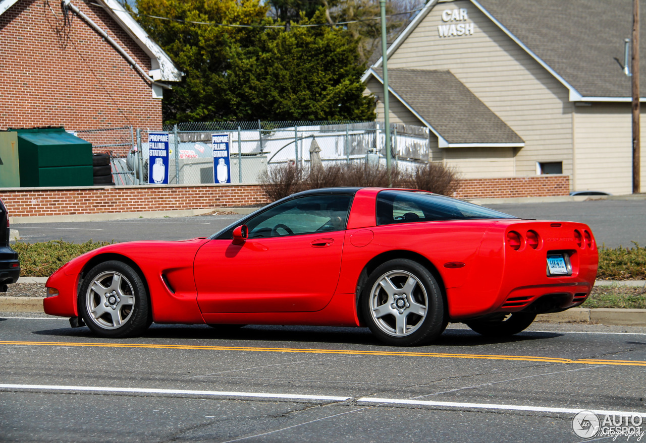 Chevrolet Corvette C5 21 March 2016 Autogespot