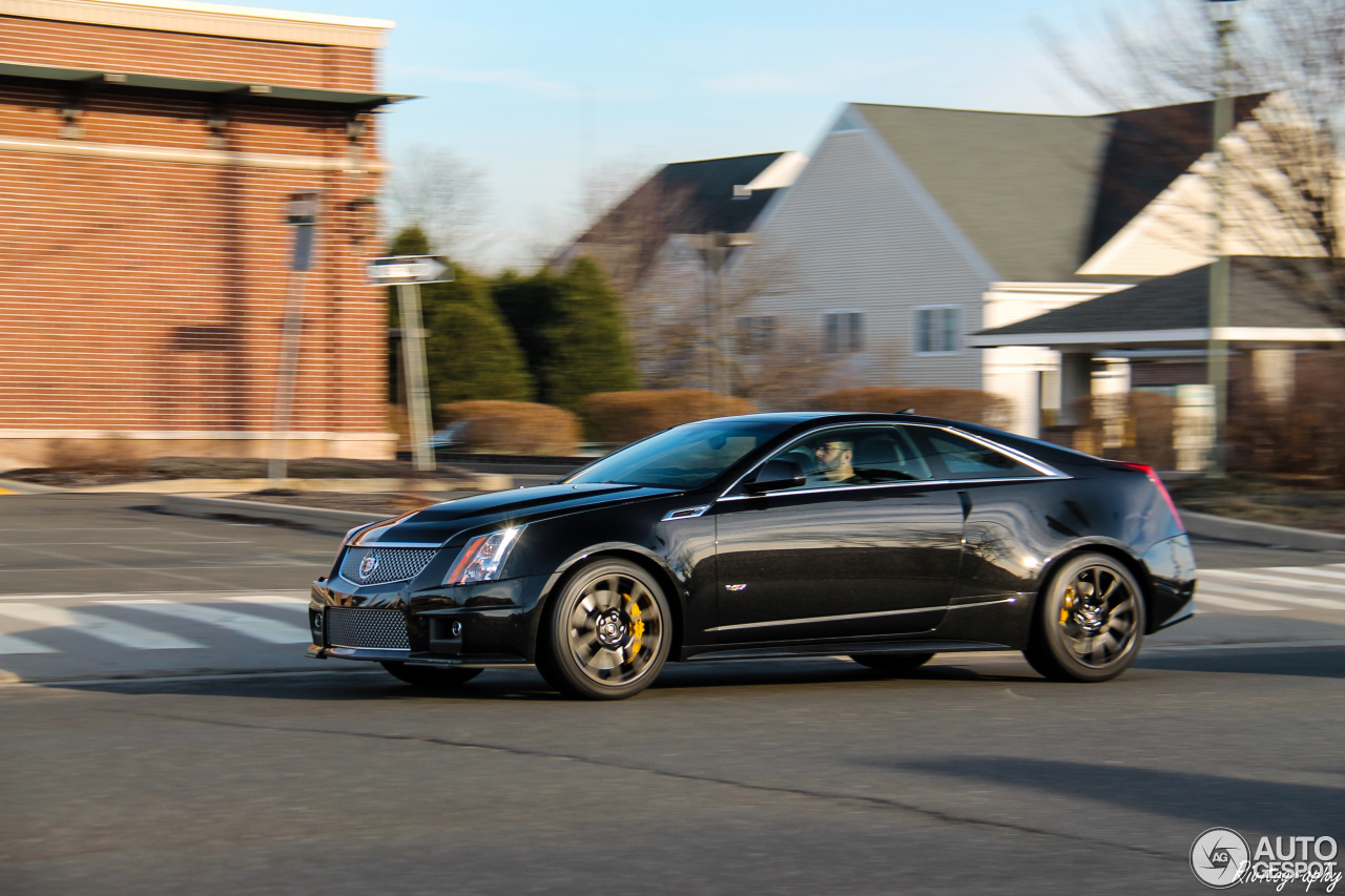 Cadillac Cts V Coup 233 22 March 2016 Autogespot