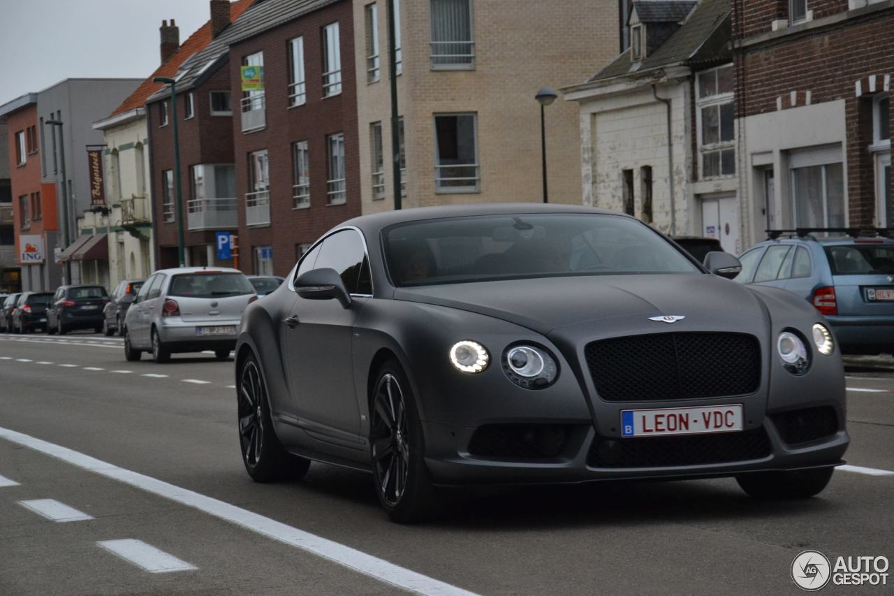 Bentley Continental Gt V8 S Concours Series Black 23