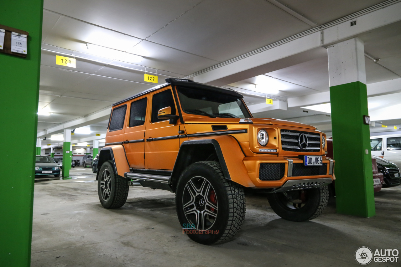mercedes benz g 500 4x4 23 mrz 2016 autogespot. Black Bedroom Furniture Sets. Home Design Ideas
