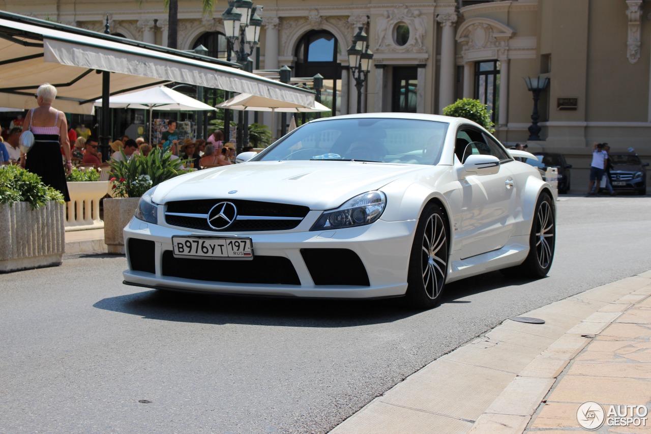 Mercedes benz sl 65 amg black series 23 march 2016 for Mercedes benz sl series