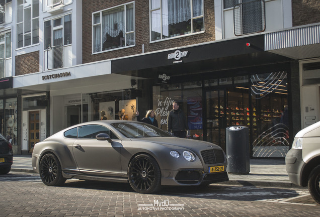 Bentley Continental GT Speed 2012 Vorsteiner BR10-RS