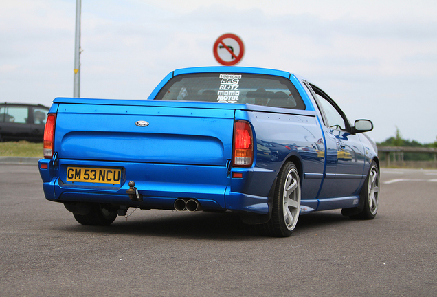 Ford Falcon BF MkII XR6 Ute