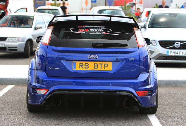 Ford Focus RS 2009 BT Performance