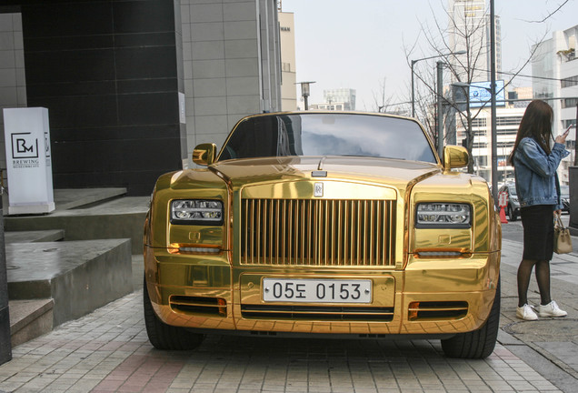 Rolls-Royce Phantom Drophead Coupé Series II Berlin Edition