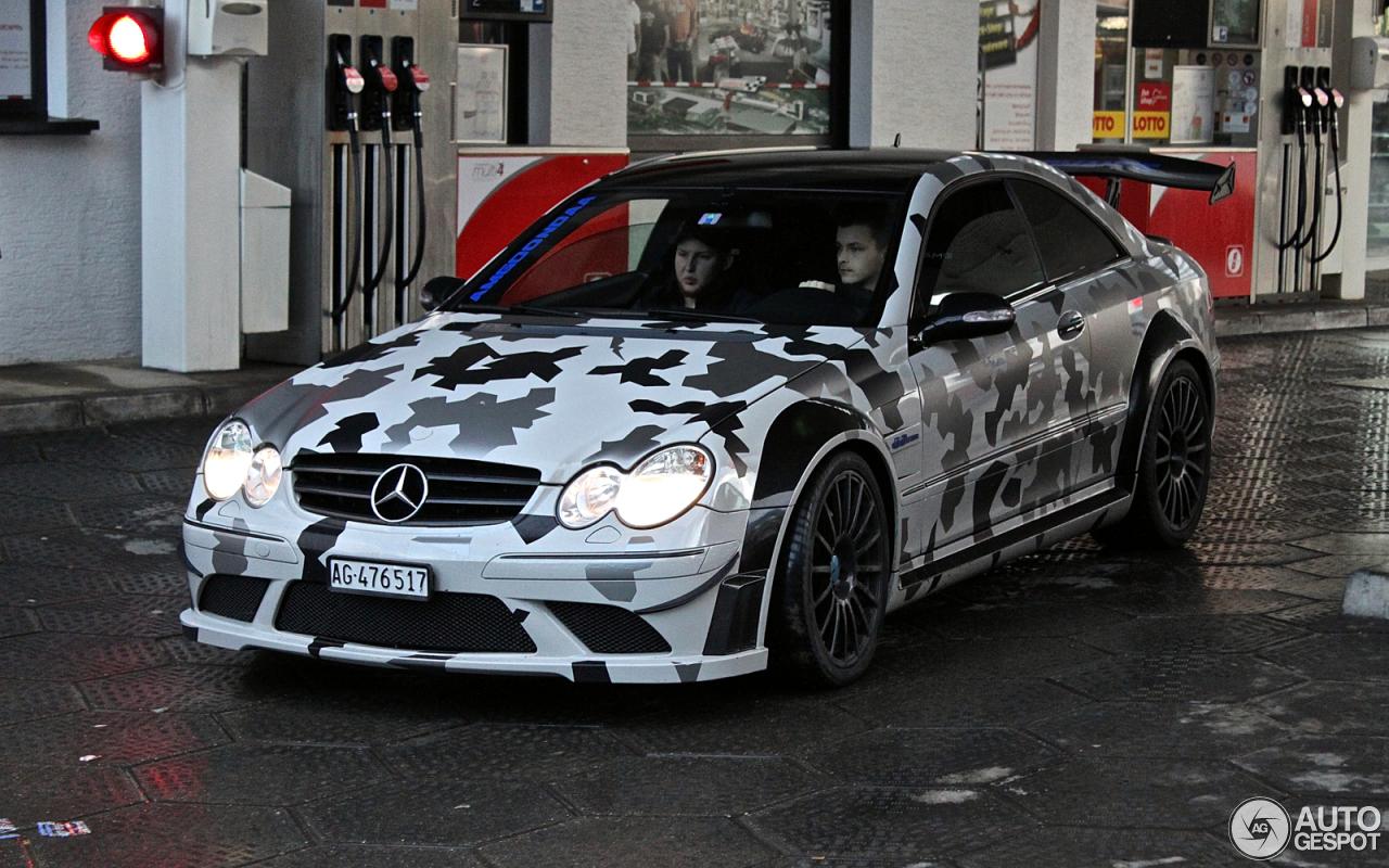 Mercedes benz clk 63 amg black series 27 mrz 2016 for Mercedes benz clk63 amg black series