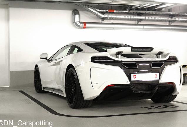 McLaren Gemballa 12C GT