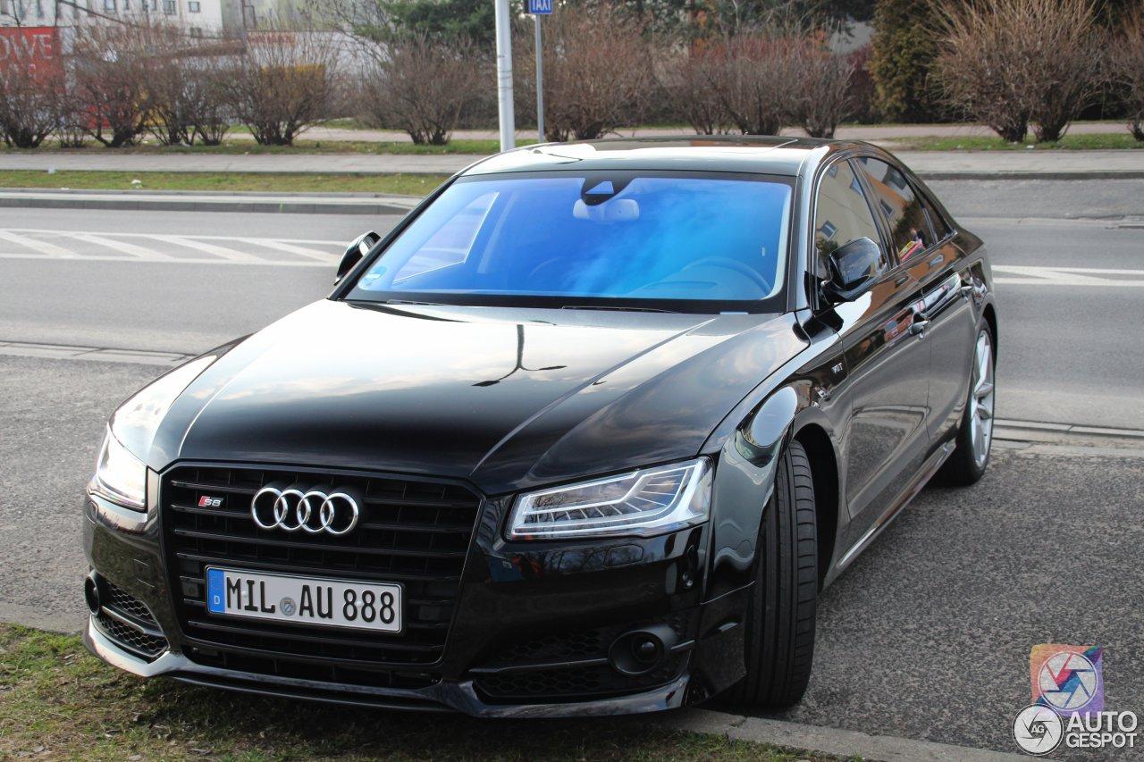 Audi S8 D4 Plus 2016 - 28 March 2016 - Autogespot