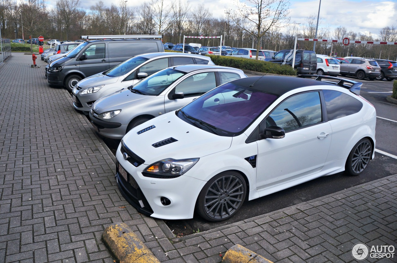 ford focus rs 2009 29 march 2016 autogespot. Black Bedroom Furniture Sets. Home Design Ideas