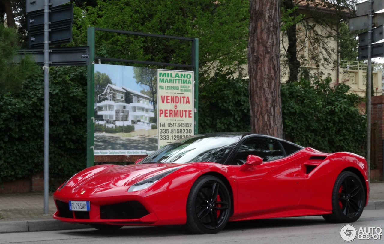 Ferrari 488 Gtb 30 March 2016 Autogespot