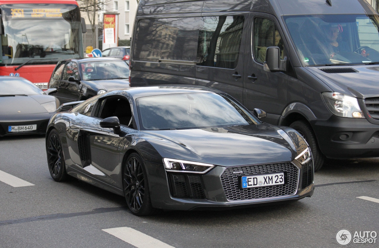 Audi R8 V10 Plus 2015 1 April 2016 Autogespot