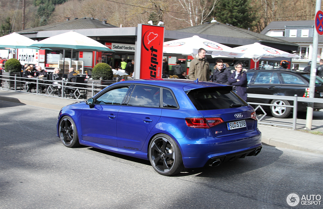 Audi Rs3 Sportback 8v 1 April 2016 Autogespot
