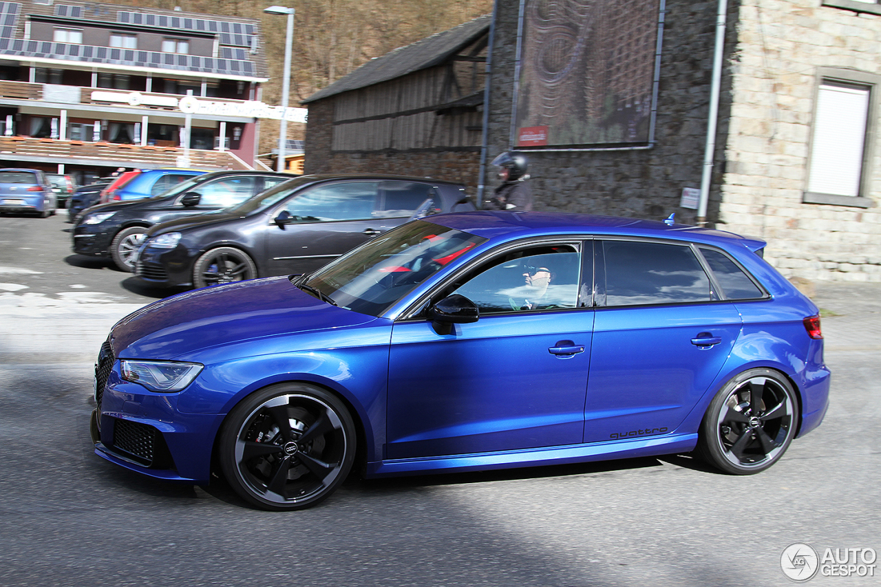 Audi Rs3 Sportback 8v 1 Avril 2016 Autogespot