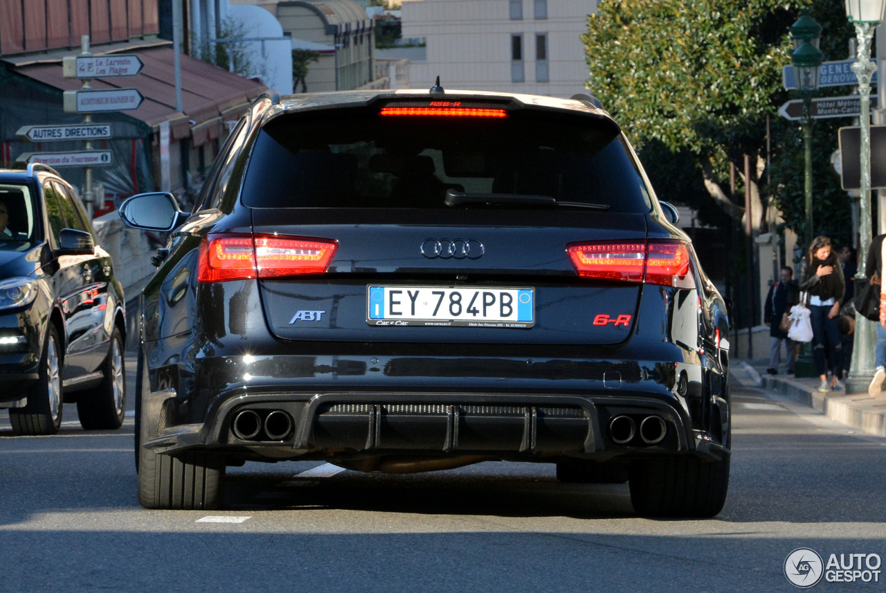 Audi Abt Rs6 R Avant C7 2 Avril 2016 Autogespot