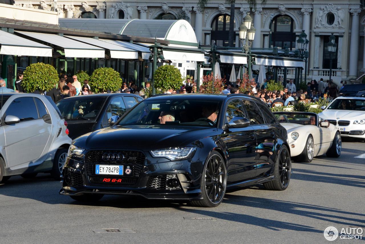 Audi Abt Rs6 R Avant C7 2 Avril 2016 Autogespot