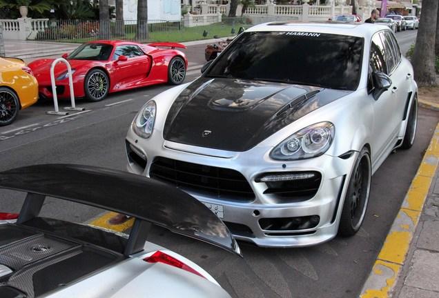 Porsche Cayenne Hamann Guardian