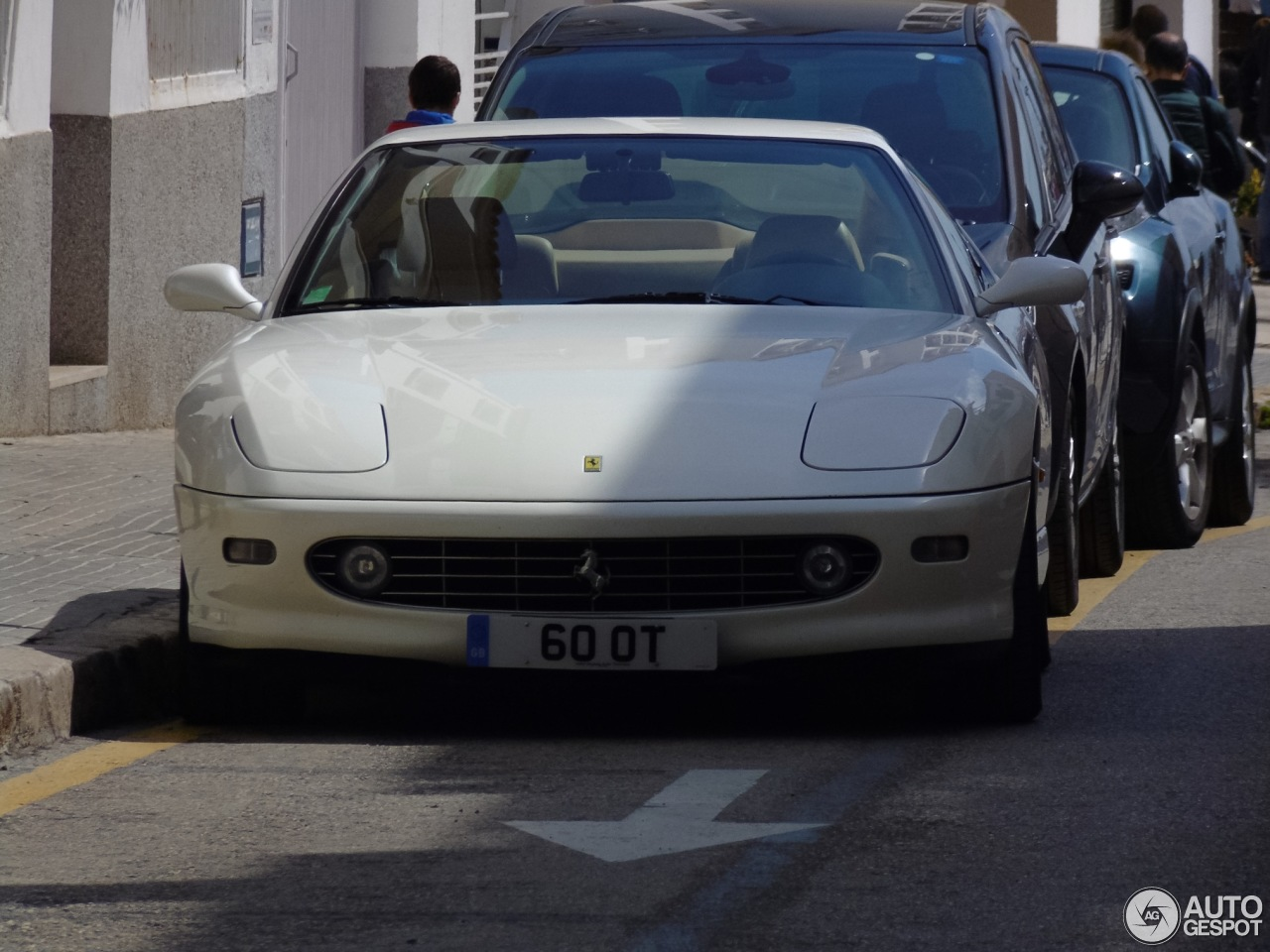 2010 Ferrari 456M GT photo - 3