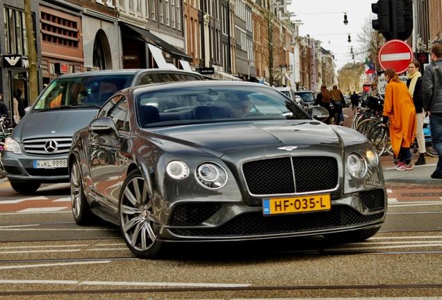 Bentley Continental GT V8 S 2016