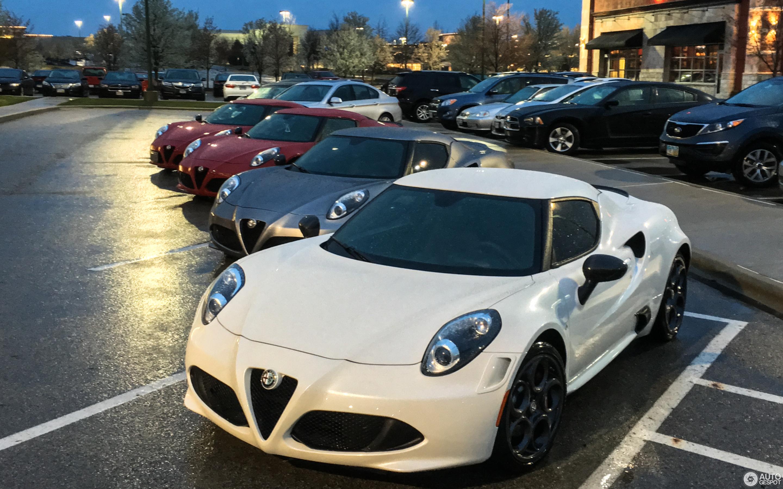 Alfa Romeo 4C Launch Edition 10 априР2016 Autogespot