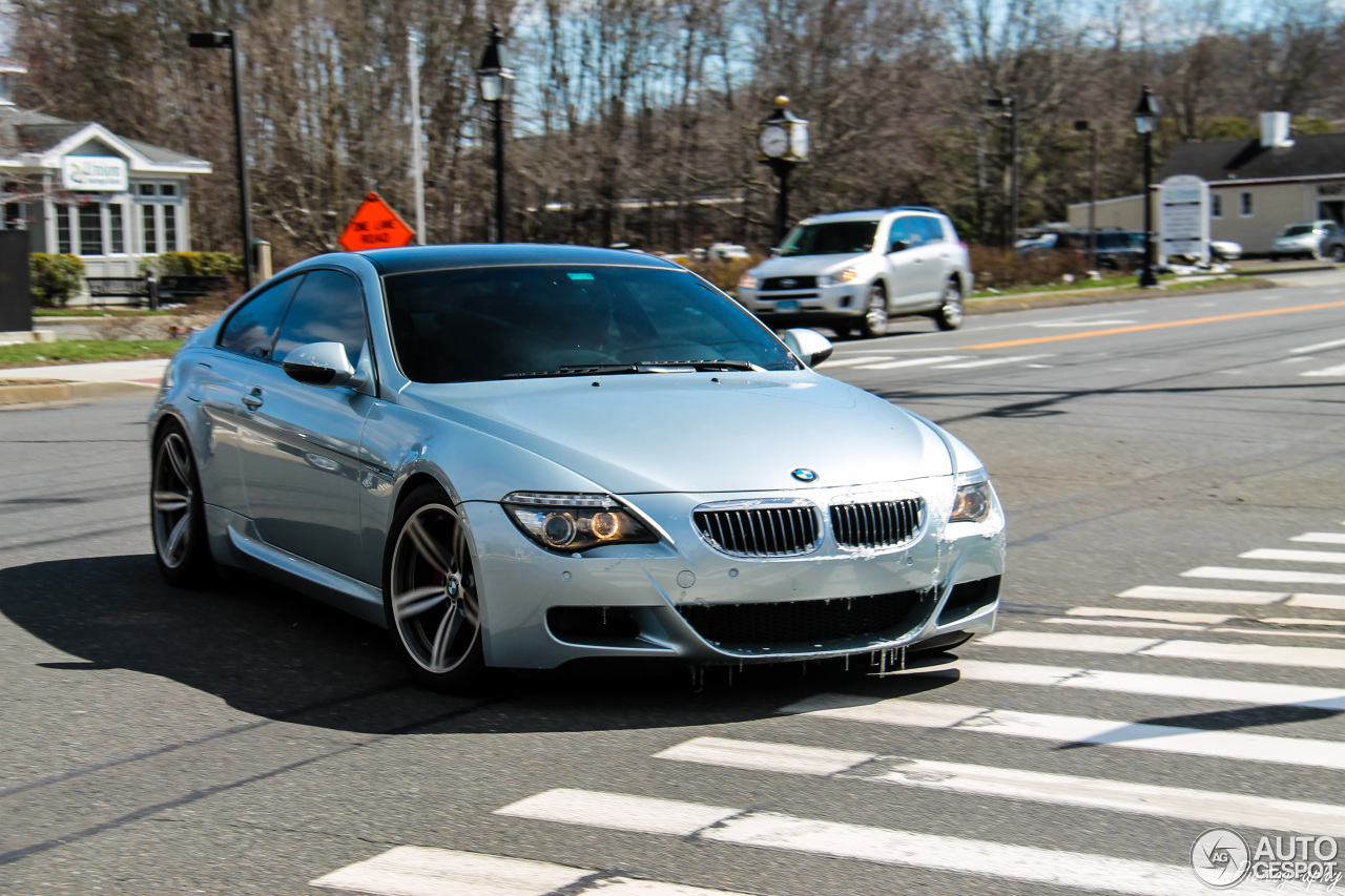 Bmw M6 E63 11 April 2016 Autogespot