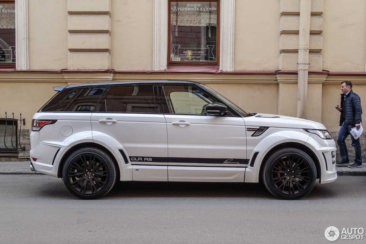 Land Rover Range Rover Sport Lumma Clr Rs 12 April 2016