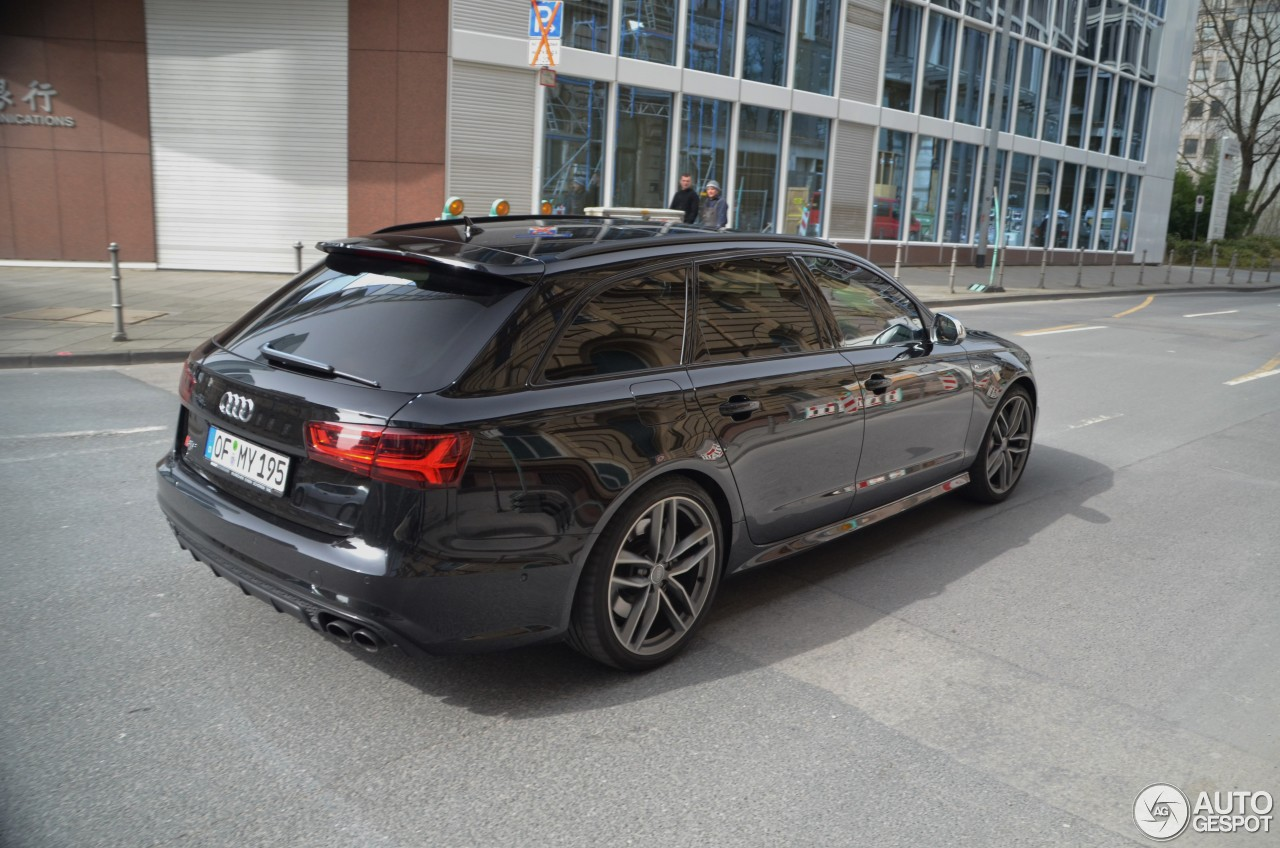 Audi S6 Avant C7 2015 13 April 2016 Autogespot