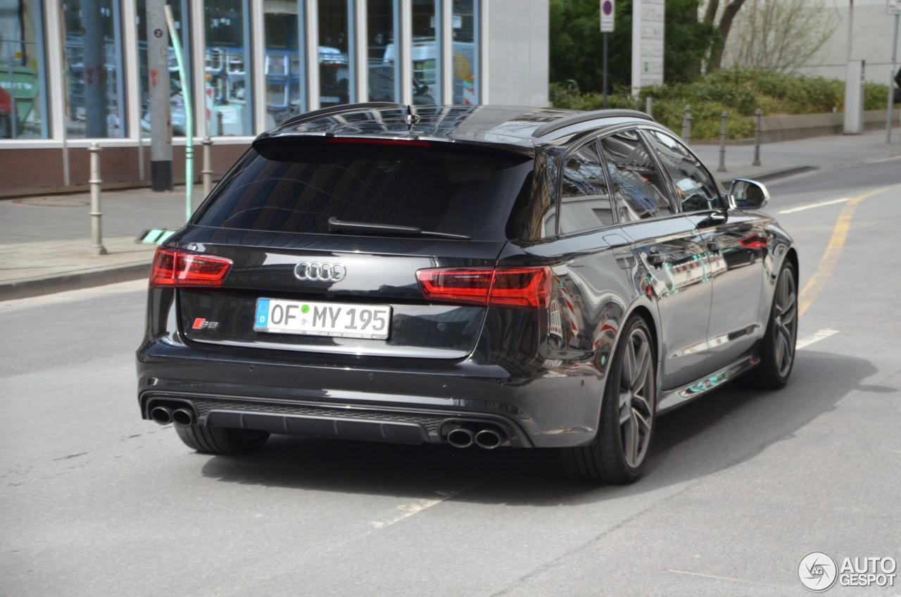 Audi S6 Avant C7 2015 13 April 2016 Autogespot