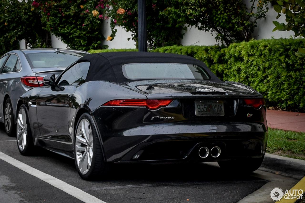 Jaguar F Type S Convertible C on Jaguar Xjr 15
