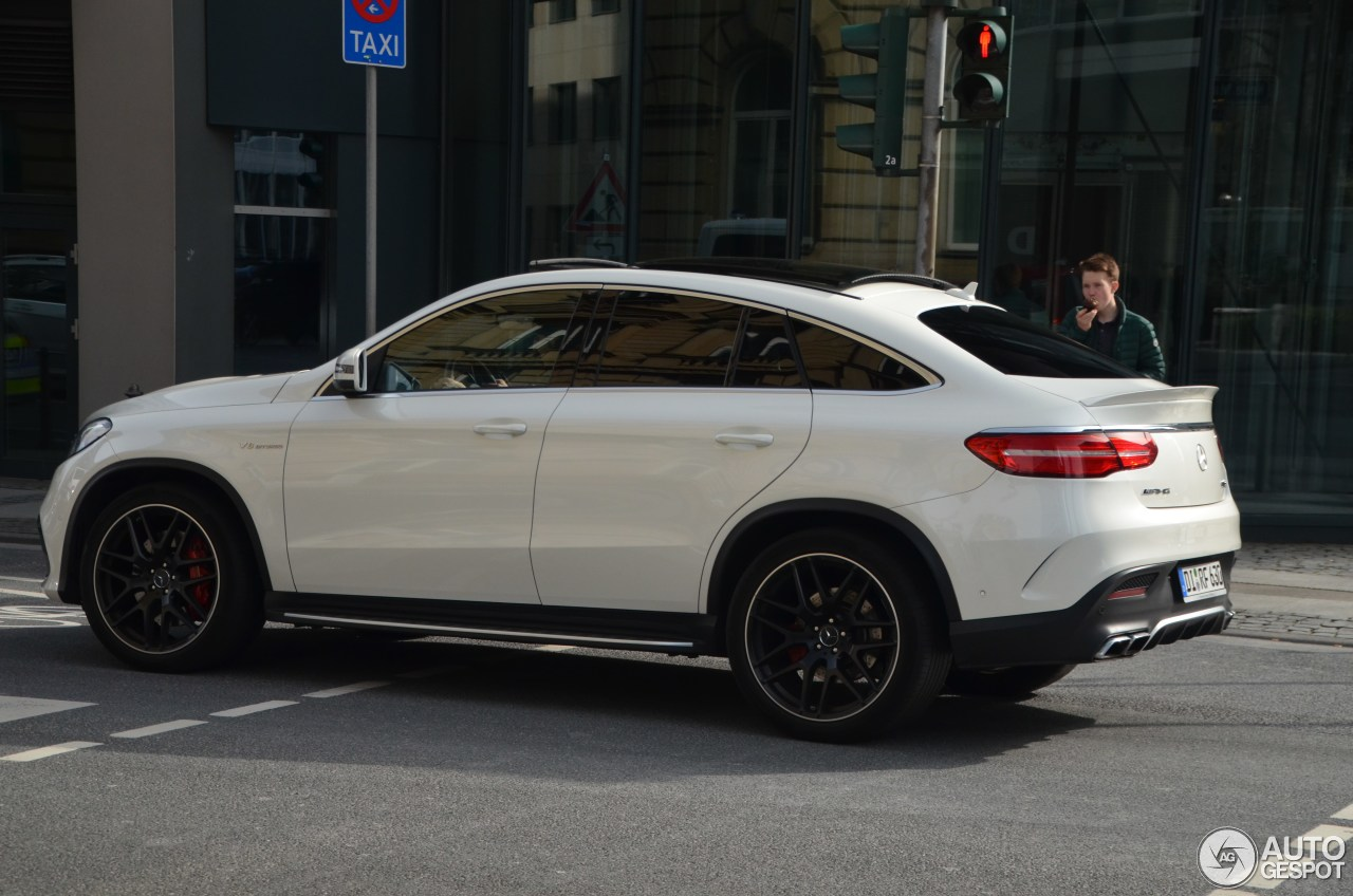 mercedes amg gle 63 s coup 13 april 2016 autogespot. Black Bedroom Furniture Sets. Home Design Ideas