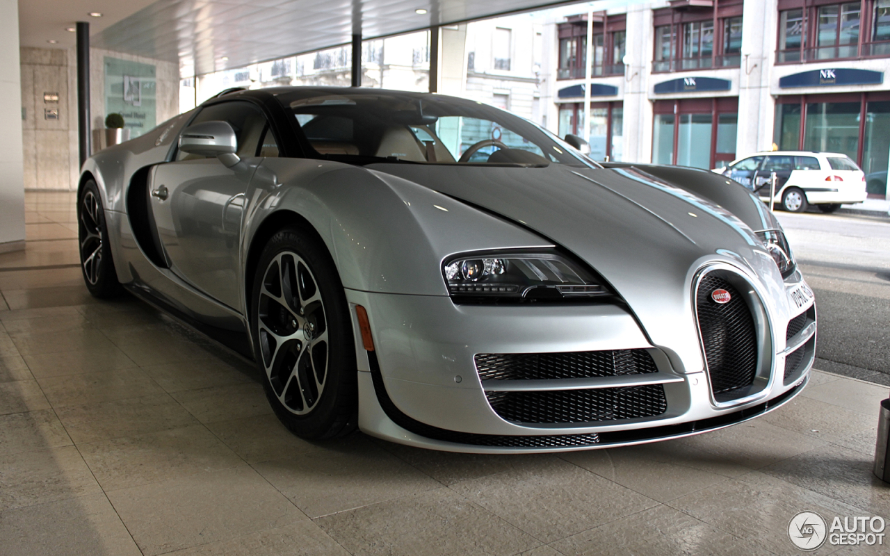 2009 bugatti 164 veyron grand sport autos post. Black Bedroom Furniture Sets. Home Design Ideas